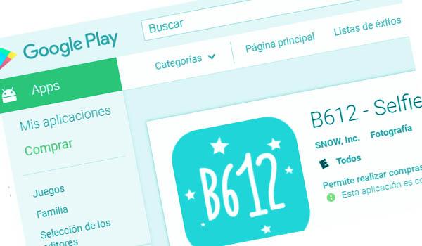 mantener actualizada b612 gratis