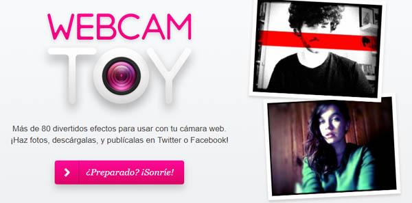 Webcamtoy editor de fotos b612 online