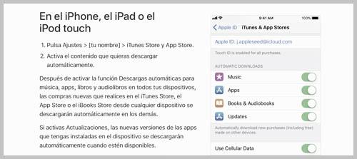 actualizar b612 para iOS