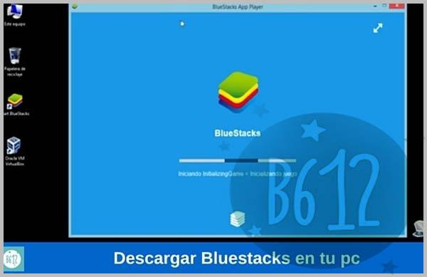 descargar bluestack para PC